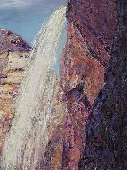 Suzanne  Marie Leclair - Waterfall
