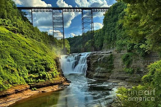 Adam Jewell - Waterfall Under The Bridge