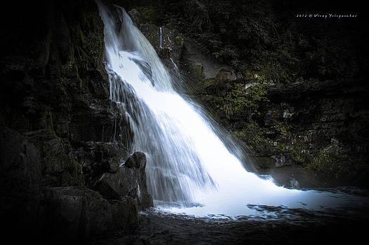 Waterfall by Virag Yelegaonkar