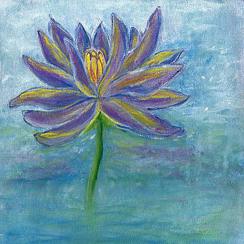 Waterlily by Kristen Fagan