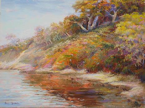 Waters Edge by Bonnie Goedecke