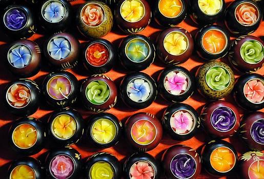 Sumit Mehndiratta - Wax art of Thailand
