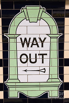 Way out by Andrew  Michael