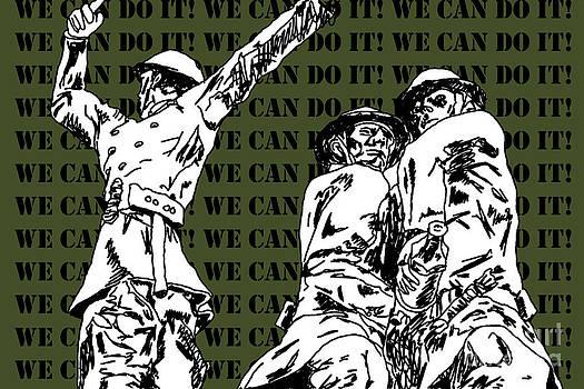 We Can Do It by Betul Salman