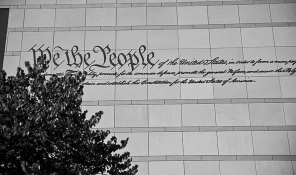 We The People by Jen Morrison