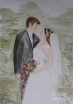 Wedding Day by Carol Fielding