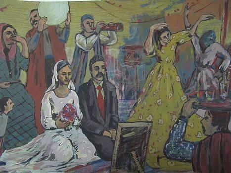 Wedding by Molood Mazaheri