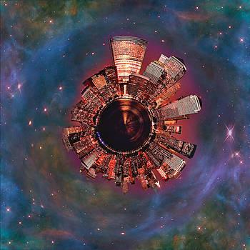 Nikki Marie Smith - Wee Manhattan Planet