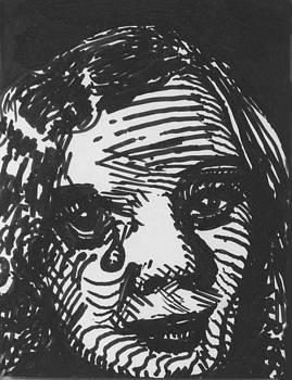 Weeping Woman by Louis Gleason