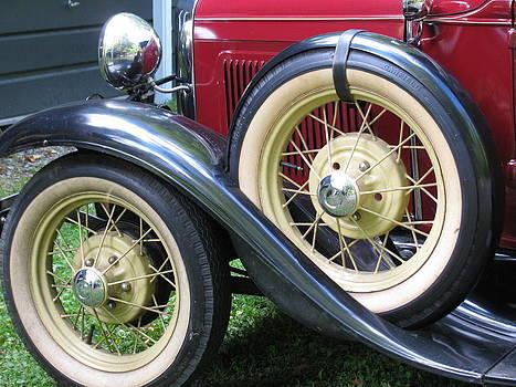 Alfred Ng - wheels of 1930 ford