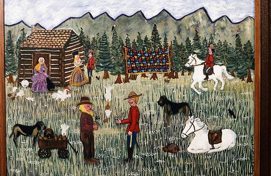 Whiskey Traders by Carol Shumas