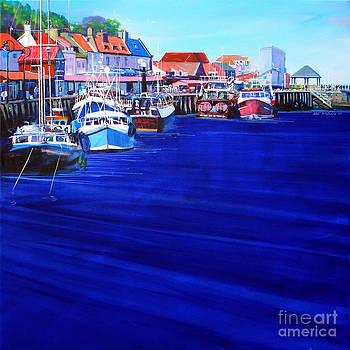 Neil McBride - Whitby Fishing Boats