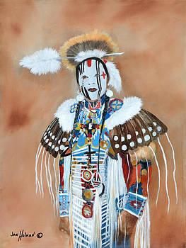 White Feather by Jan Holman