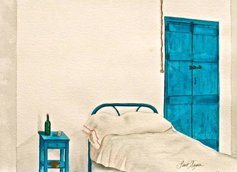 Frank SantAgata - White Room