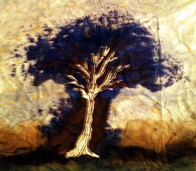 White Wood And His Memories by Branko Jovanovic