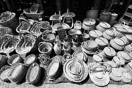 Gaspar Avila - Wicker baskets