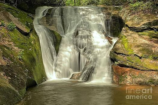 Adam Jewell - Widows Creek Falls