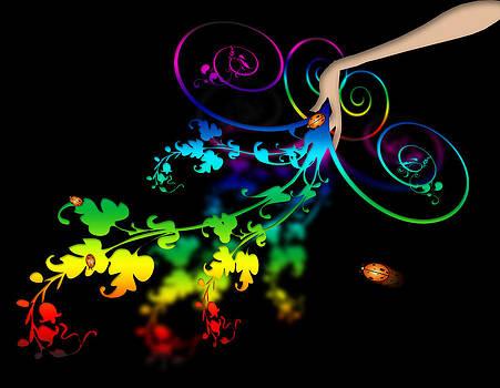 Svetlana Sewell - Wild Flowers