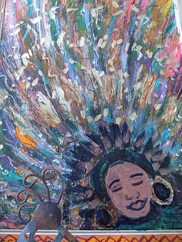 Anne-Elizabeth Whiteway - Wild Mardi Gras Girl