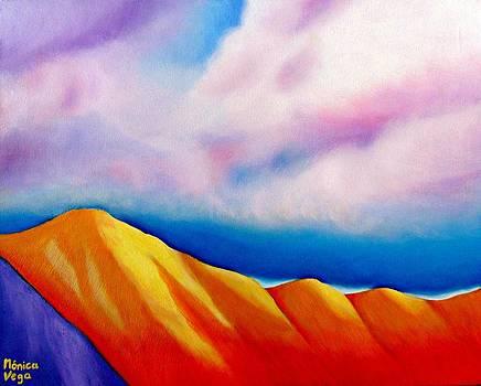 Wild Orange by Monica  Vega