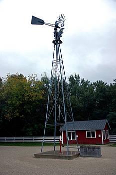 LeeAnn McLaneGoetz McLaneGoetzStudioLLCcom - Wind Power an old idea