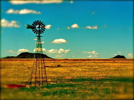 Windmill Dreams by Amber Hennessey