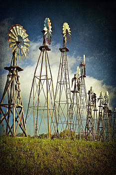 Windmills Of My Mind by Terry Hollensworth-Rutledge