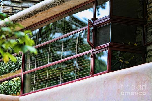 Chuck Kuhn - Window FLW