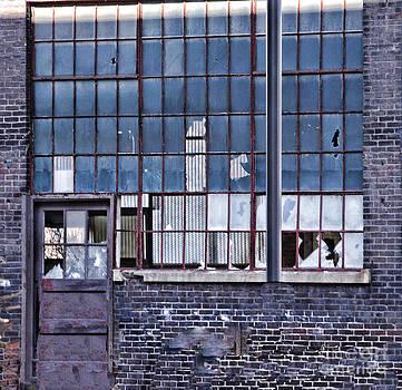 Chuck Kuhn - Window III