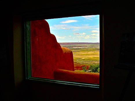Window of Light by Frank SantAgata