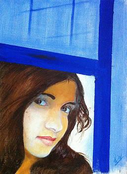 Window Pain by Reza Naqvi