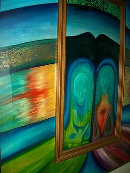 Window to the history of the human race by ED Setien
