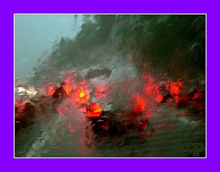 Windshield wiper failure 2 - How many drops to start a fire? by Mario Paiva