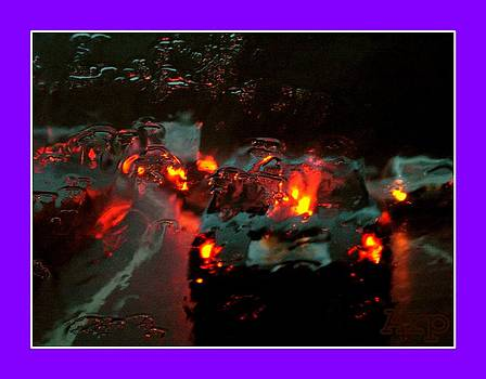 Windshield wiper failure - How many drops to start a fire? by Mario Paiva