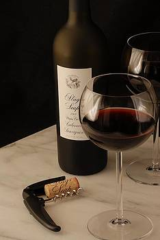Wine time. by David Campione