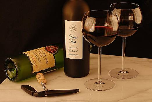 Wine to enjoy. by David Campione
