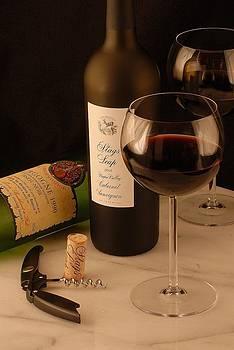 Wine to savor. by David Campione