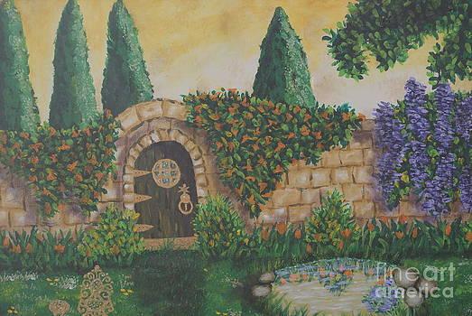 Winery Garden by William Ohanlan