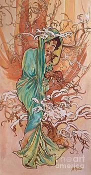 Winter 1896 by Gretchen Matta