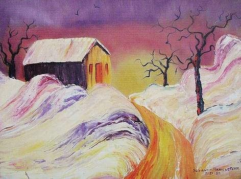 Suzanne  Marie Leclair - Winter Beauty