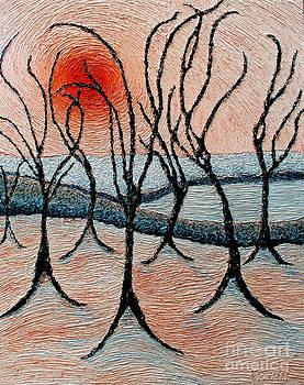 Winter Glow by Barbara Nolan