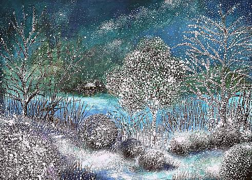 Winter by Milenka Delic