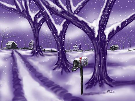 Winter Whisper by Steve Farr