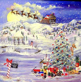 Winter Wonder Land by Janna Columbus