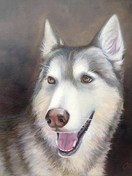 Wolf by Jami Childers