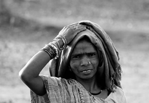 Woman by Manaswinee Mohanty