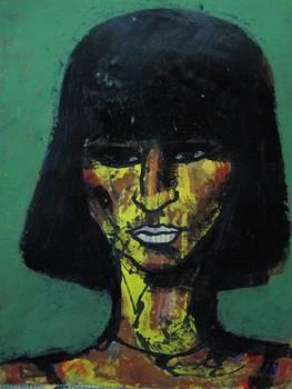 Woman by Molood Mazaheri