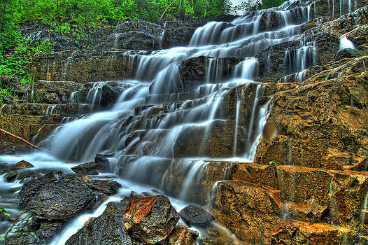 Wonders of Water by Scott Mahon
