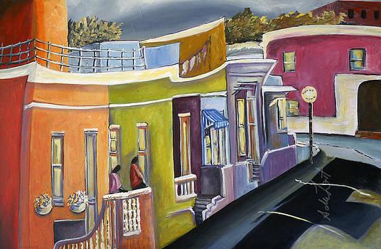 Wonky Town by Evon Du Toit