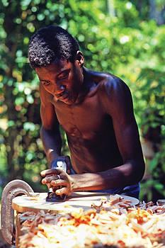 Johnny Sandaire - Wood worker
